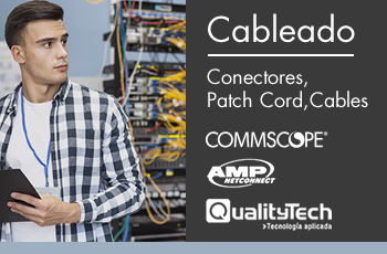 Conectores, Patch Cord,Cables