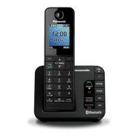 KX-TH260 Teléfono Inalámbrico DECT Enlace Celular Bluetooth