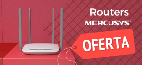 Routers Mercusys