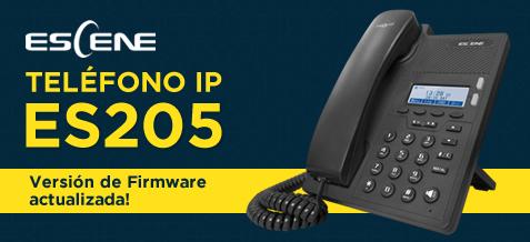 Teléfono SIP ES205