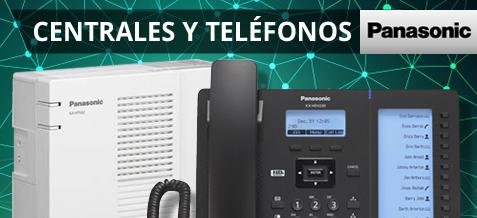 Centrales y Teléfonos