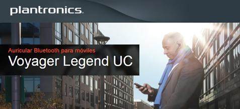 Voyager Legend UC