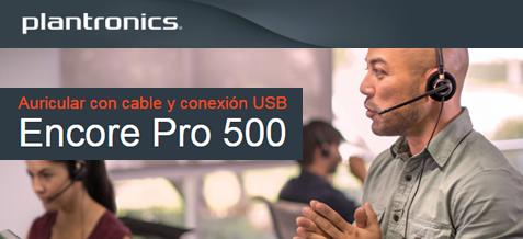 Encore Pro 500